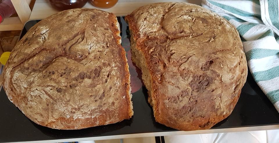 Peters Bauernbrot Von Sumpfbiber Chefkoch