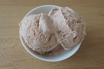 Mein Süßkirschen-Joghurt-Eis