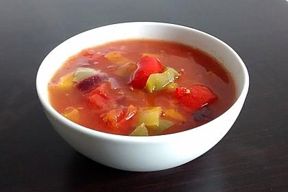 Tomaten-Paprika-Eintopf