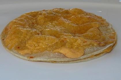Tortilla Schichtpizza 4