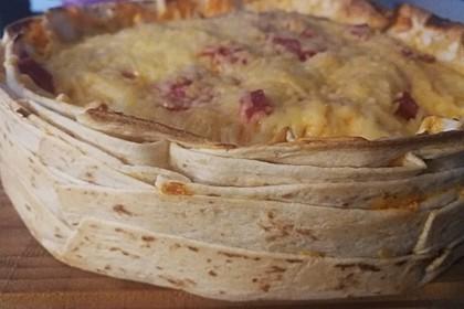 Tortilla Schichtpizza 2