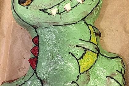 Dinosaurier-Kuchen à la Didi