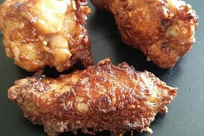 Korean Fried Chicken (Bild)