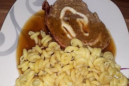Hackfleisch-Bacon-Käse-Rolle 9