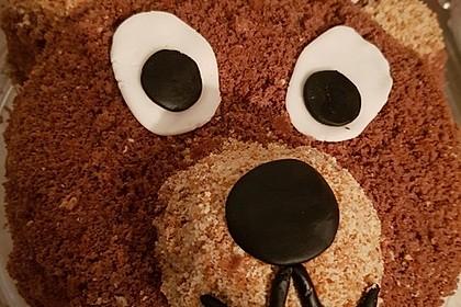 Bären-Torte