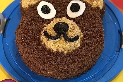 Bären-Torte 2