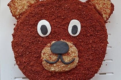 Bären-Torte 1