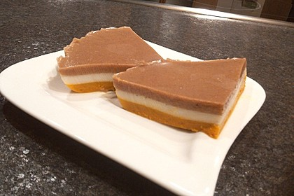 Goldene Milch-Schichtpudding à la Conny 2