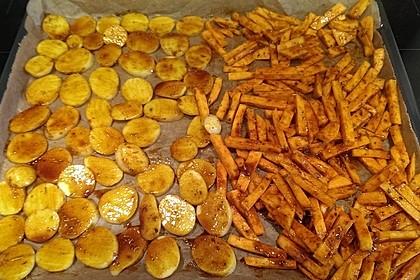 Knusprige Ofenkartoffeln 5