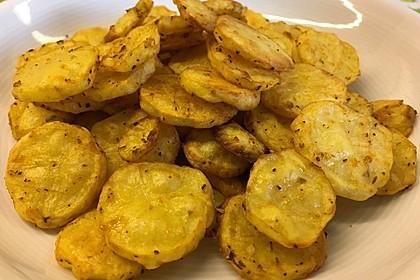 Knusprige Ofenkartoffeln 1