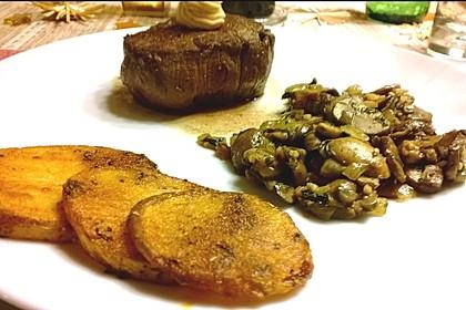 Knusprige Ofenkartoffeln 3