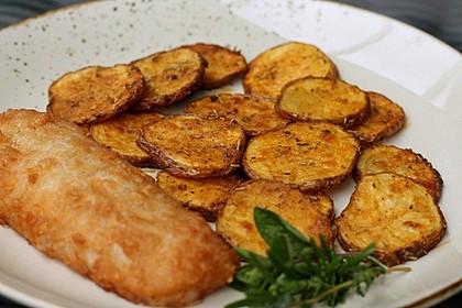 Knusprige Ofenkartoffeln 2