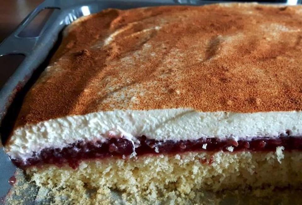 Kirsch Schmand Kuchen Von Shelly78 Chefkoch De