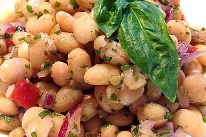 Weiße Bohnen-Salat mit Anchovis 1