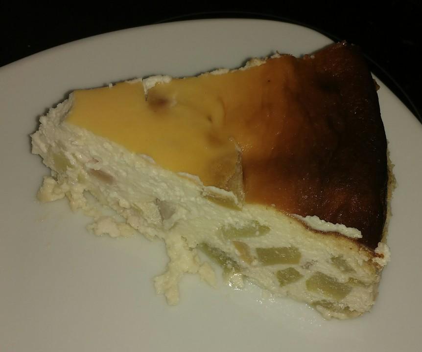 Quark Pfirsich Kuchen Ohne Boden Von Customa Chefkoch De