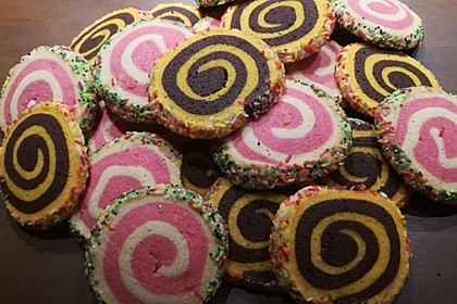 Swirl Cookies (Bild)