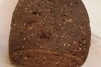 Low Carb Brot - mein Bestes II (Bild)