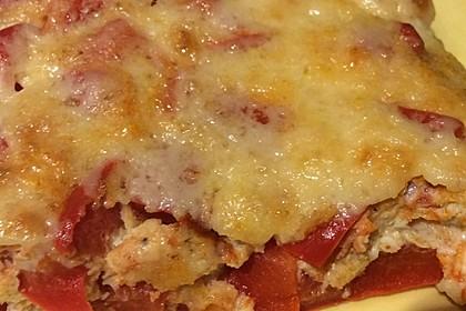 Paprika-Ofen-Omelette