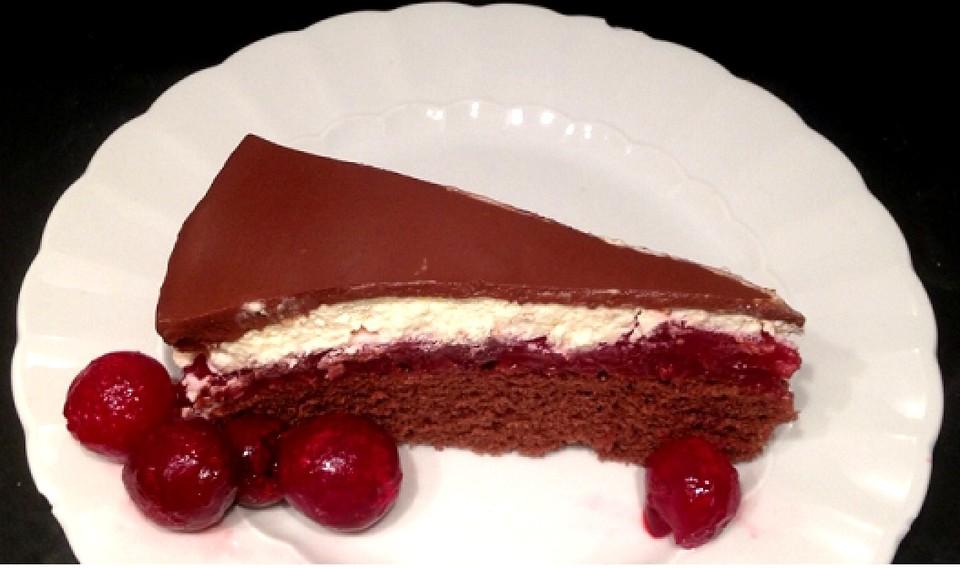Lias Rote Grutze Torte