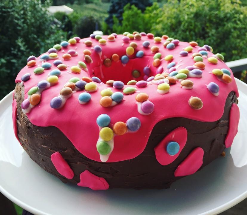 Donut Kuchen Von Theresa999 Chefkoch De