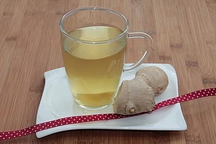 Heißes Fenchel-Ingwer-Getränk 1