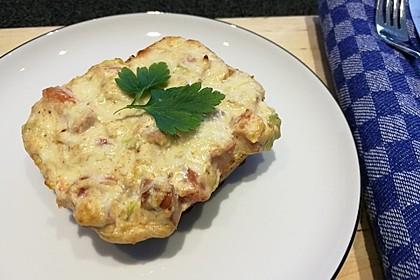 Crostini mit bunter Ricottapaste 2