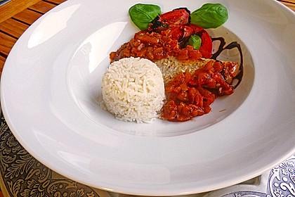 Curry-Bratfisch mit Koriander 1