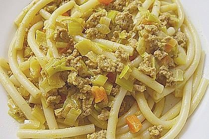 Curryrahmnudeln mit Hack 51