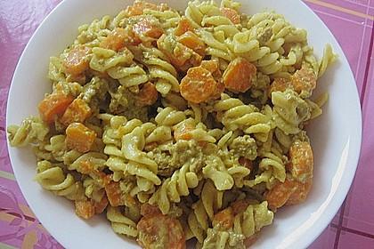 Curryrahmnudeln mit Hack 72