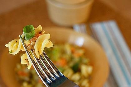 Curryrahmnudeln mit Hack 8