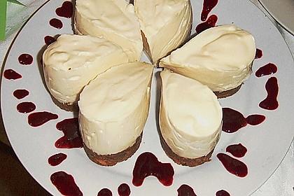 Amaretto - Mousse - Cheesecake (ohne backen) (Bild)