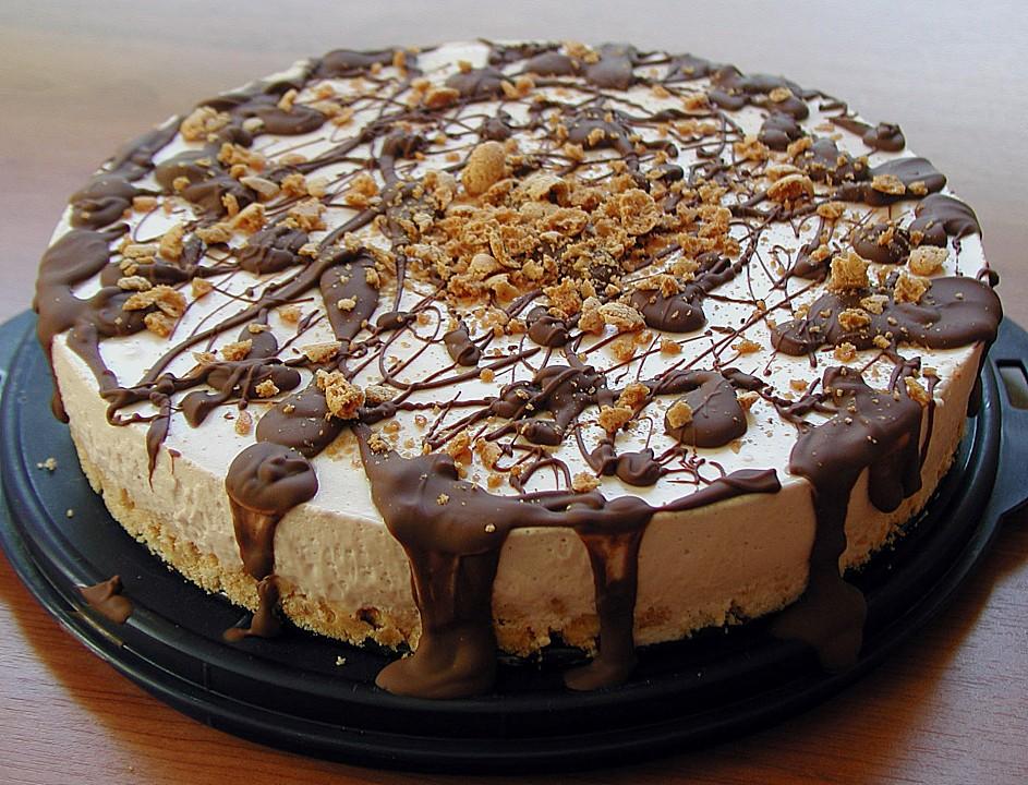 Amaretto Mousse Cheesecake Ohne Backen Von Floo Chefkoch De