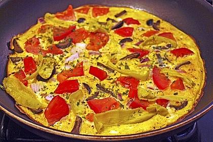 Türkisches Omelett 1