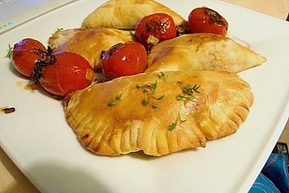 Mini - Mozzarella - Calzoni 1