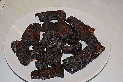 Beef Jerky - würziges Dörrfleisch 6