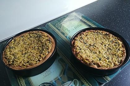 Zwiebelkuchen vegan 11