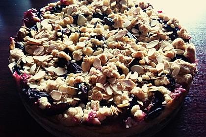 Zwetschgen-Streuselkuchen mit Pudding 135