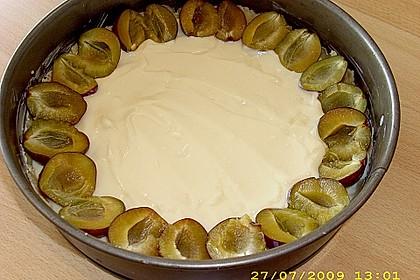 Zwetschgen-Streuselkuchen mit Pudding 118