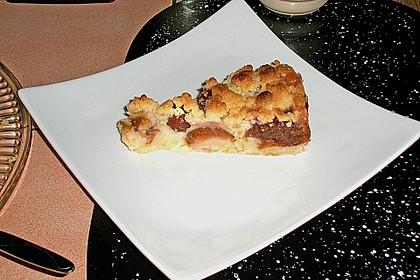 Zwetschgen-Streuselkuchen mit Pudding 115