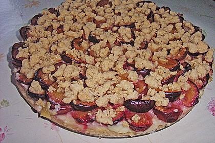 Zwetschgen-Streuselkuchen mit Pudding 65