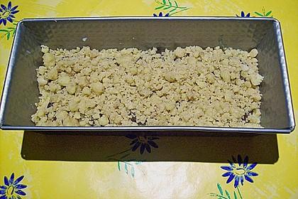 Zwetschgen-Streuselkuchen mit Pudding 147