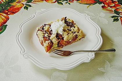 Zwetschgen-Streuselkuchen mit Pudding 67