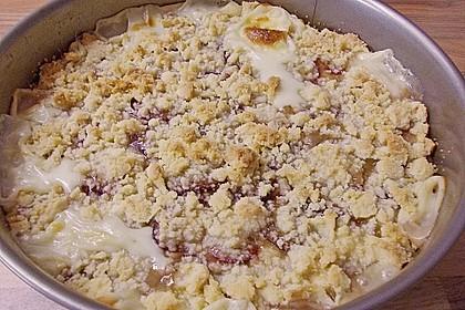 Zwetschgen-Streuselkuchen mit Pudding 123