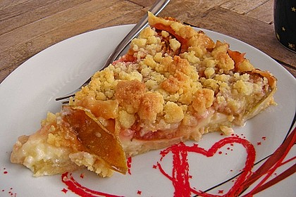 Zwetschgen-Streuselkuchen mit Pudding 69