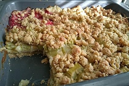 Zwetschgen-Streuselkuchen mit Pudding 132