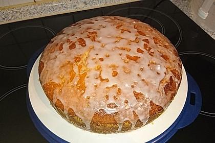 Getränkter Zitronenkuchen 20