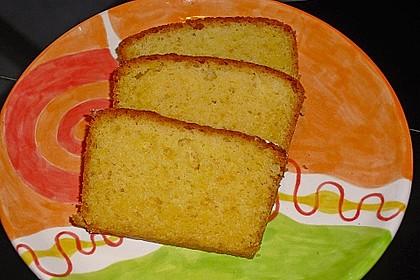 Getränkter Zitronenkuchen 13