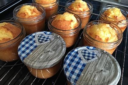 Getränkter Zitronenkuchen 1