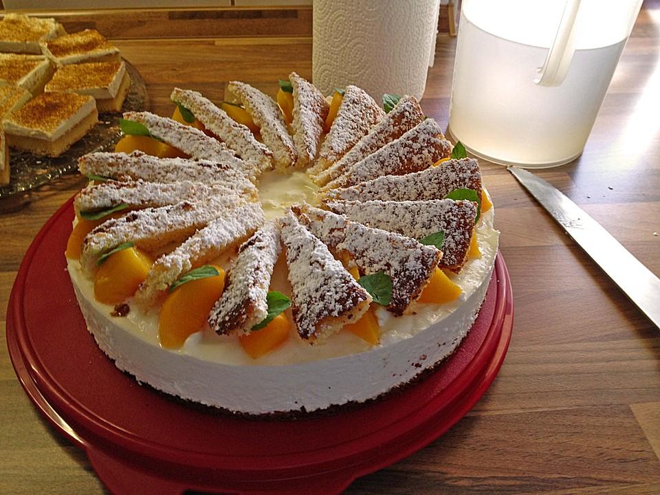 Meine Kase Sahne Torte Von Trollinger Chefkoch De