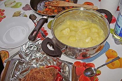 Steinpilz - Rahmkartoffeln mit Entenbrust 28